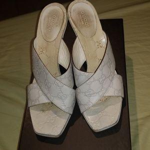 Gucci sandal shoes